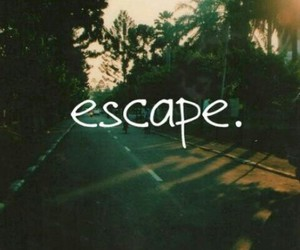 escape and grunge image