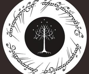 lord of the rings, LOTR, and tolkien image