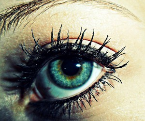 colorful, eye, and pretty image