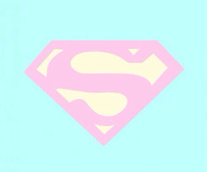 superman, wallpaper, and pink image