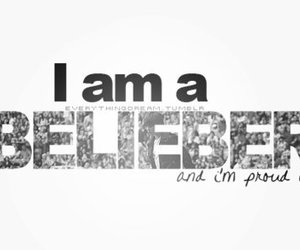 belieber, justin bieber, and proud image