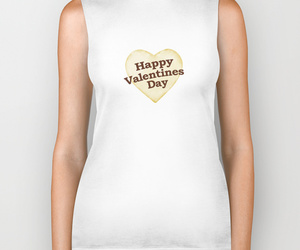 valentines gifts, bikertank for valentines, and valentines day prints image