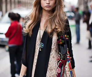 fashion, model, and abbey lee image