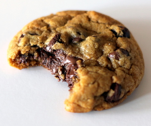 cookie, chocolate, and food porn image