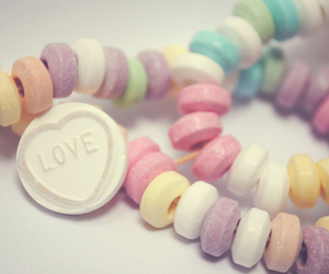 heart, love, and candy image