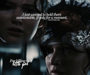 cry, Jennifer Lawrence, and rue image