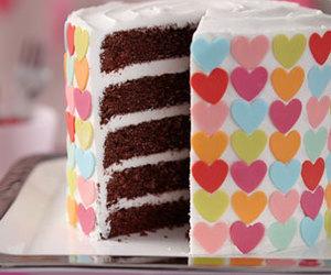 chocolate, colorful, and fondant image