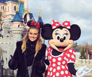 little mix, perrie edwards, and disney image