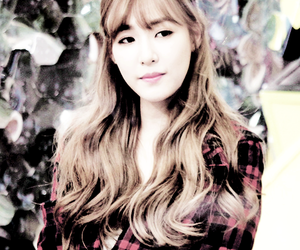 pretty, snsd, and tiffany image