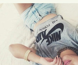 nike, fashion, and outfit image