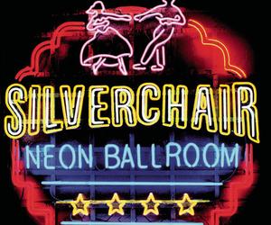 rock, silverchair, and neon ballroom image