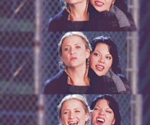 couple, calliope torres, and fantastic image