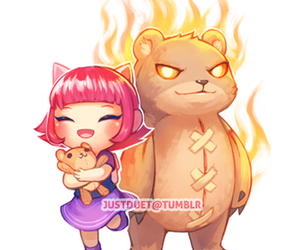 annie, lol, and league of legends image