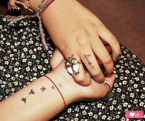 tattoo, bird, and live image