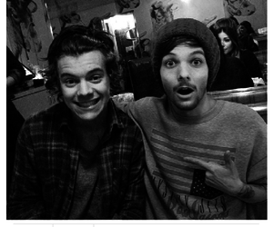 louis, love, and harry image
