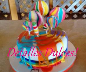 colores, dulces, and pastel image