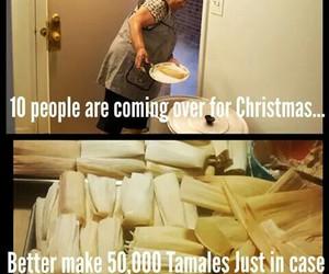 christmas, food, and funny image