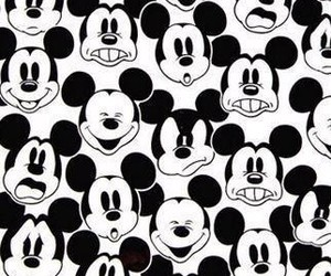 mickey, wallpaper, and mickey mouse image