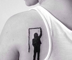 tattoo, the 1975, and matty healy image