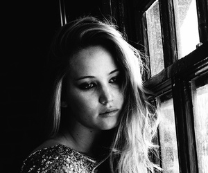 Jennifer Lawrence, actress, and the hunger games image