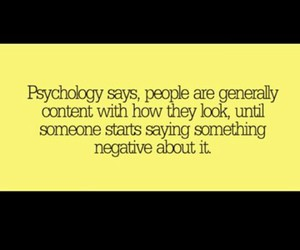 content, negative, and psychology image