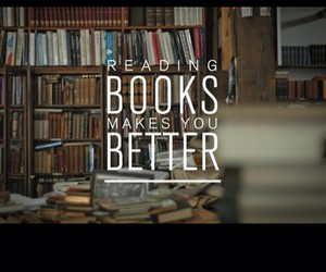 book, better, and quote image