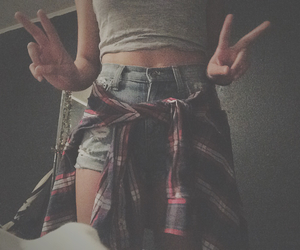 outfit and grunge image