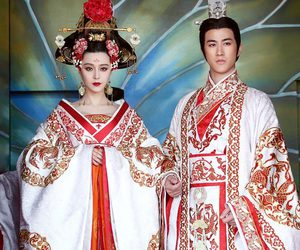 hanfu and fanbinbing image