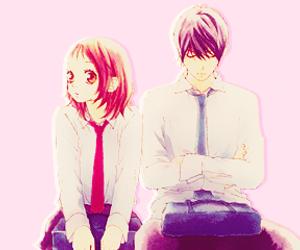 color, love?, and manga image