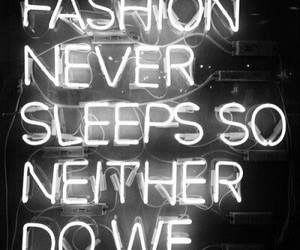 fashion, quotes, and sleep image