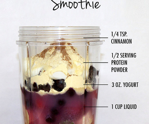 smoothie, healthy, and fitness image