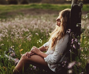 pretty, relaxing, and spring image