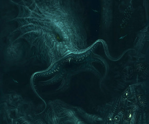 cthulhu, Lovecraft, and notable image