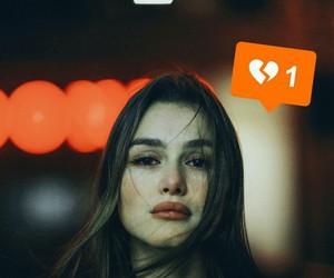 alone, broke, and girl image