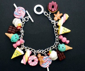 cute, bracelet, and sweet image