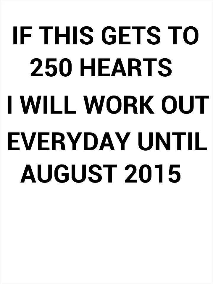250, workout, and heart image