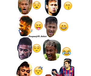 10, emojis, and Barcelona image