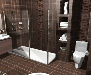 bathroom shower ideas, bathroom remodels, and bathroom remodeling image