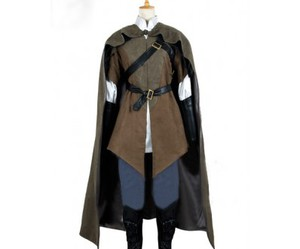 cosplay, Legolas, and cosplay costumes image