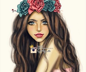 flowers and girly_m image