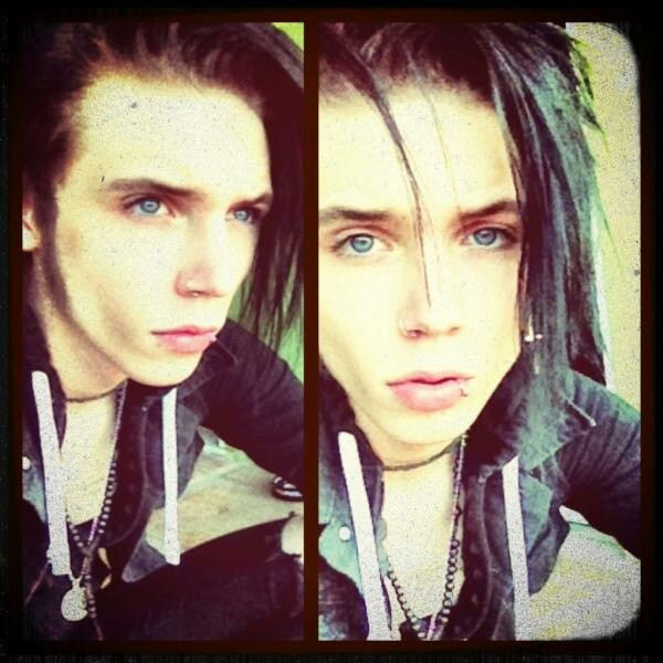 andy biersack, andy sixx, and bvb image