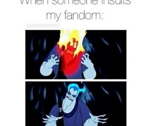 fandom, hades, and disney image