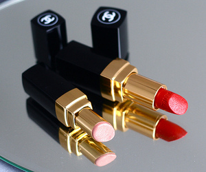 lipstick, chanel, and makeup image