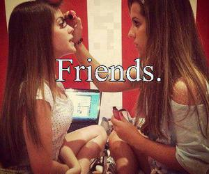 girls, best friend, and bff image