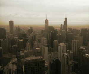 beautiful, chicago, and cityscape image