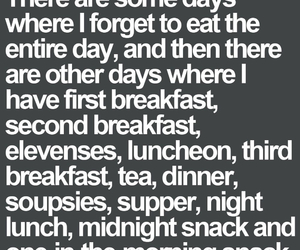 food, funny, and quotes image