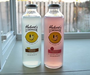 lemonade, drink, and raspberry image