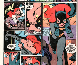batgirl and comics image