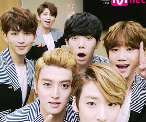 ukiss, eli, and kevin image