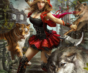 fantasy and legend of the cryptids image
